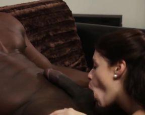 Black dick in a white girl - Love and feelings