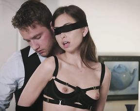 Cover your eyes and fuck me!
