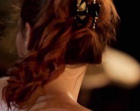 Gentle Mainstream Sex scene in Movie