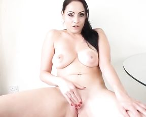 POV Solo Woman - Masturbating Doctor 2
