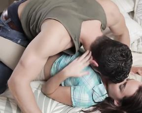 Sex with a beautiful wife - Most Erotic Sex Scene