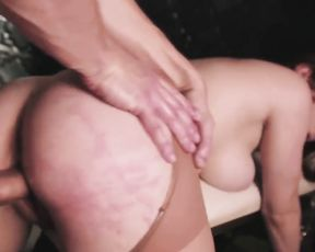 Soft BDSM Sex from Lovers - Fetish Sex