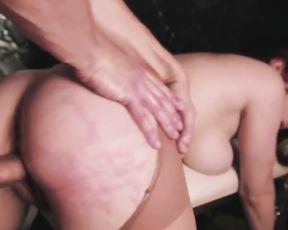 Soft BDSM Sex from Lovers - Fetish Sex