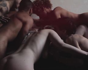 Renascence Orgy of our time - Sex Art Film