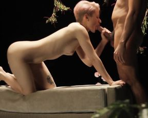 First Voyeurism Experience - Nude Art Video