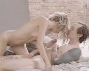 Horny Couple in Erotic Film - Sex Story