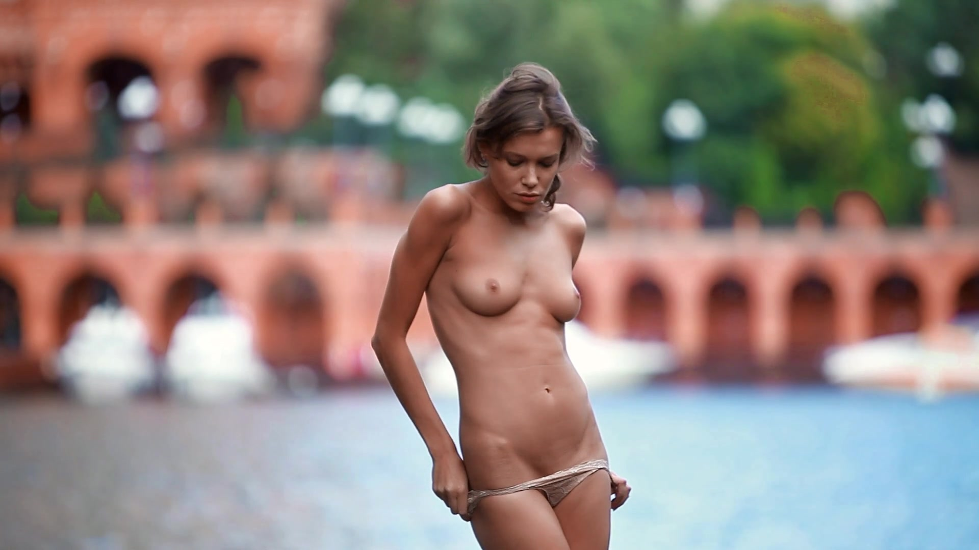 Erotik art nackt