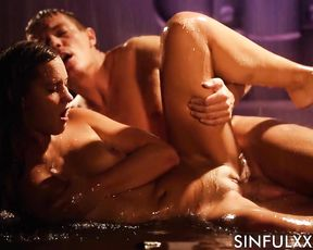 Super Sexual Wet an Oiled Bodies 2