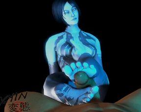Cortana SFM Music Video