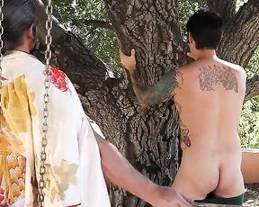 Adult Parody Film - The Karate Kid XXX Version