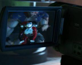 3D Harley Quinn - Monster Fuck Scene