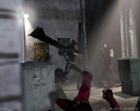 Batman porn asylum ep