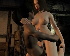 3D Adult XXX Animation - Rising Tension