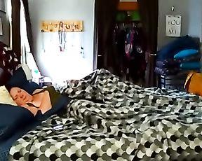 Spy webcam wifey masterbation