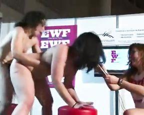 Ewf - Erotic Chick Fight Ewf.rock hard-core