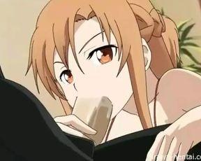 Sword Art Online Anime Pornography