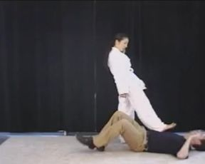 Martial Arts Unknown three