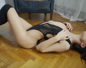 Erotic Art in Nudex with Whorey Romanian Model