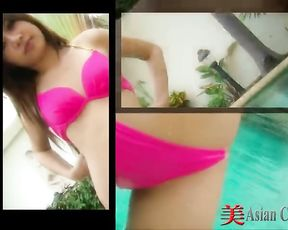 Thailand Female Poolside Solo