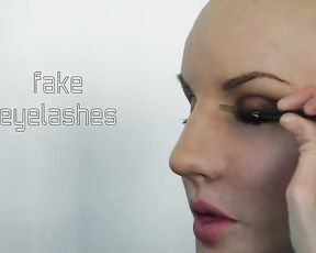 The Art of Chick Masking Damsel Mask 4