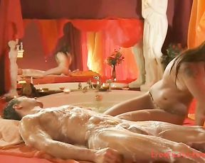 Tantra: Softcore Soapy Massage