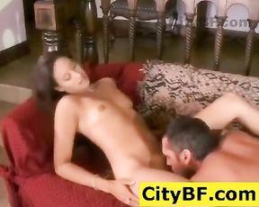 Fantastic High Heels Chick Couple Erotic Inhale Off Spunk-Pump Dickblower Breezy Romping Video