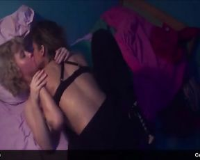 Sharleen Temple & Sofia Boutella Bare And Erotic Flick Scenes