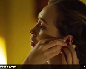 Alycia Debnam-Carey, Claire Holt & Francesca Eastwood Glamour Flick Sequences