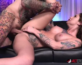 Kleio Valentien Thick Milk Cans Lactating And Unshaved Honeypot Nailed