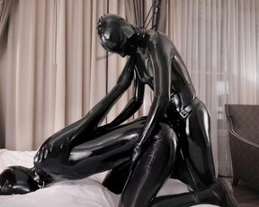 Latex Nymph Vs Latex Nymph