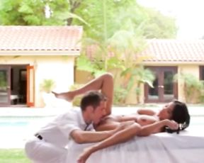 Molten Sex Intercourse after Massage in Australia