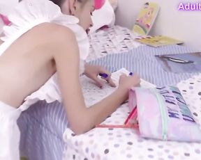 BABY REAL DIAPERS + ADULT BABY CHICK