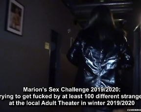 My Adult Theater Hump Contest 2019 and 2020