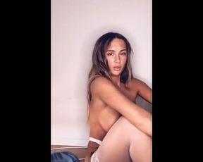 Niykee Heaton Naked Snapchat Story 2018