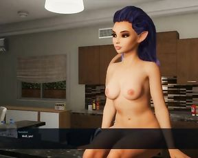 Sunbay City Episodes - Action RPG GONZO Gameplay Trailer PC Adult Game