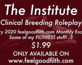 Welcome to the Breeding Institute | PREVIEW (Glamour Audio for Ladies)
