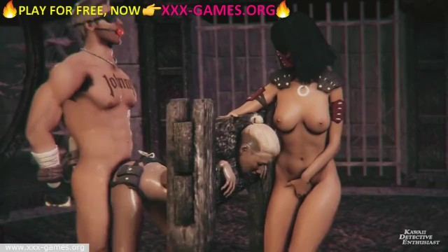 Subjugation Porn Game