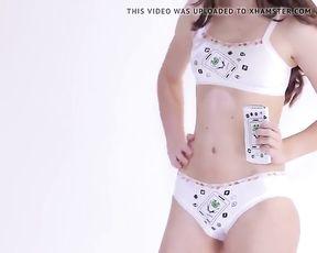 Teenage Underwears Exposing Softcore