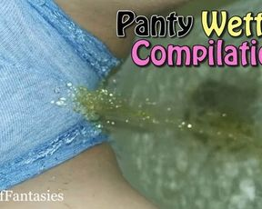 Just some Panty Soddening Clips (peeing in Panties) for Ya ♥