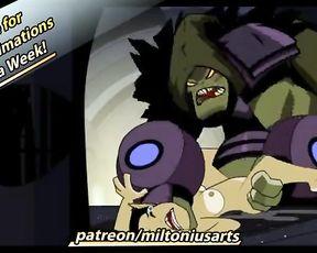 Miltonius Arts Adult Animation Trailer