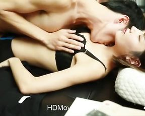 Korean Softcore Fuck Collection: Nailing my lil' Step-Sister's Mate