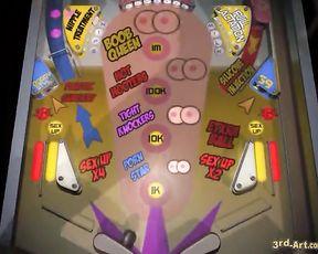Babs Pinball Fantasies || 3RD ART/3DARLINGS