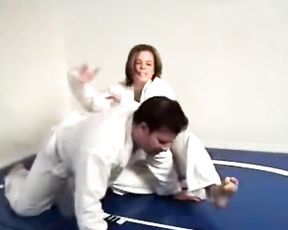 Martial Arts self Defense with Feet