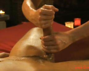 The art of hand job