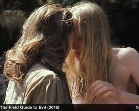 Marlene Hauser & Luzia Oppermann Naked And Romantic Lovemaking Movie