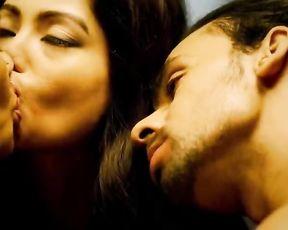 Indian Actress Anangsha Biswas & Priyanka Bose Three Way Hump Scene