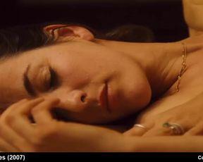 Rosamund Pike & Ayelet Zurer Naked And Supah-Red-Hot Lovemaking In Missionary Pose