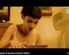 Celebrity Bare | Audrey Tautou & Isis Peyrade Naked And Killer Lingerie Scene