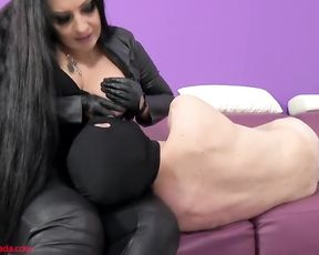 Adult Baby Breastfeeding by Leather Mommy Preview
