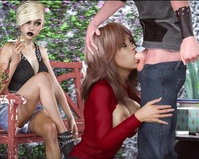 Timestamps, Unconditional Love Game, Time Traveling Adult Game Teaser.